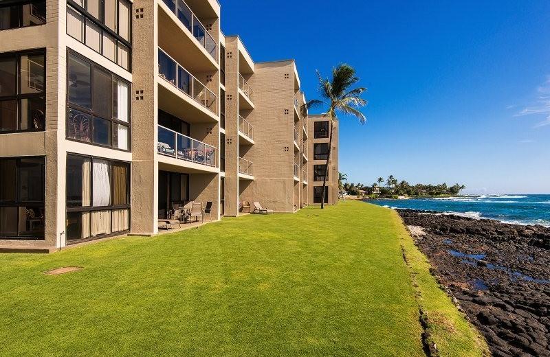 Vacation rental exterior at Great Vacation Retreats.