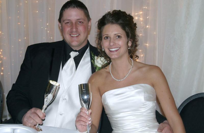 Weddings at GrandStay Parkers Prairie.