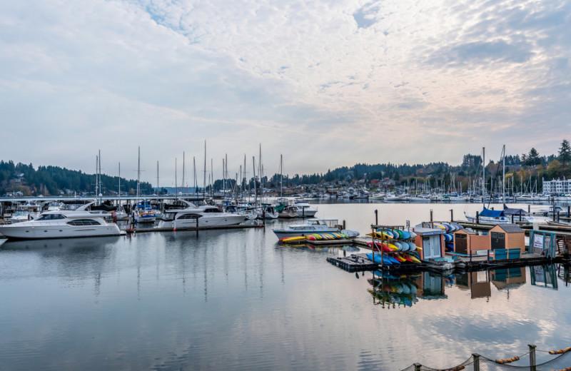Harbor at The INN at Gig Harbor.