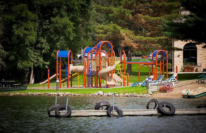Playground at Aloha Beach Resort