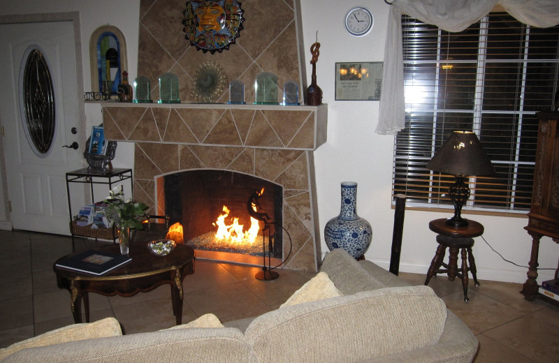 Interior view of Always Inn San Clemente B & B.