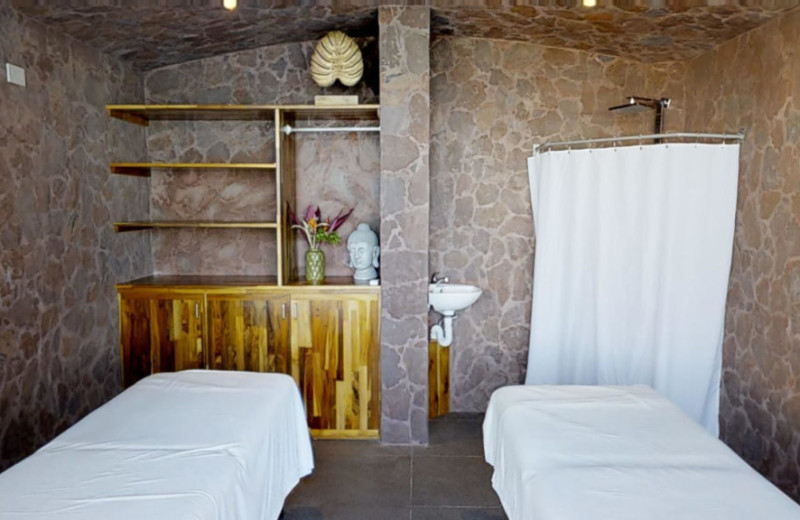 Spa at El Castillo Boutique Luxury Hotel.