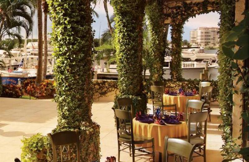 Courtyard at Longboat Key Club