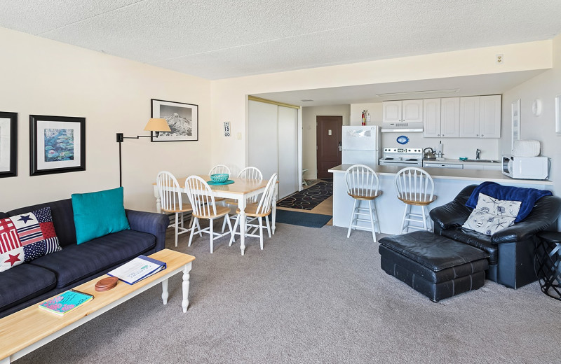 Rental unit at Gearhart by the Sea.
