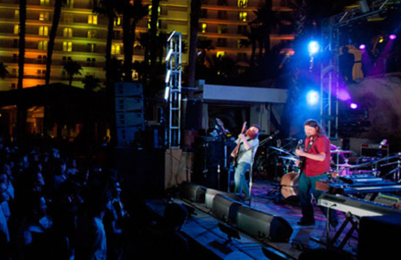 Live Entertainment at Hard Rock Hotel
