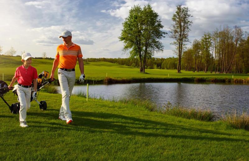 Golf at Caribbean Resort & Villas.
