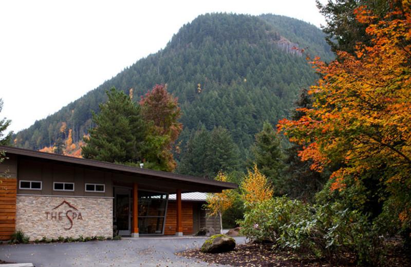 Spa at The Resort at the Mountain.