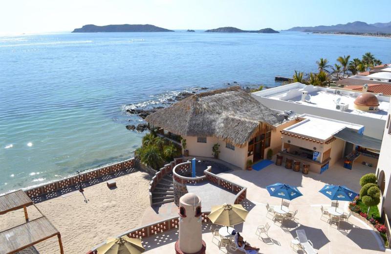 Exterior view of Sea of Cortez Premeire Vacation Club.