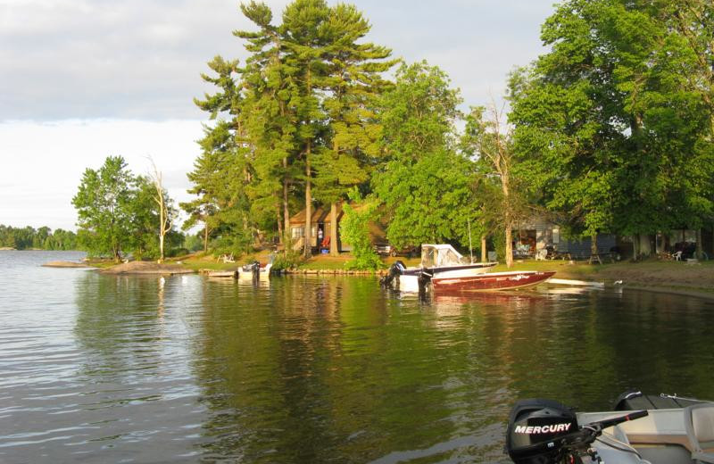 The Lake at Camp La Plage