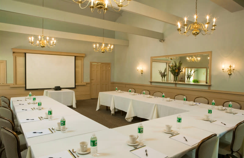 Meetings at Joseph Ambler Inn.