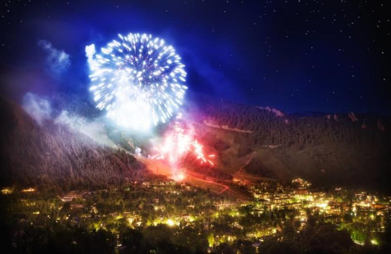 Fireworks at Retreatia.com.