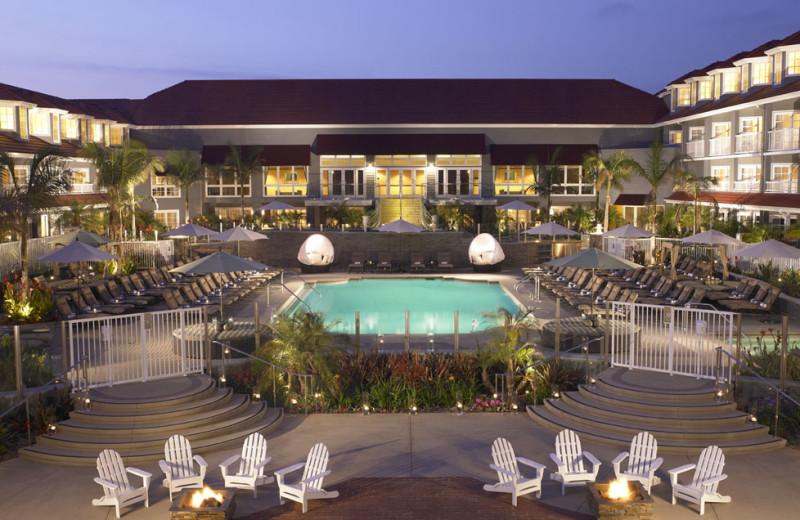Laguna Cliffs Marriott Resort Spa Dana Point Ca Resort