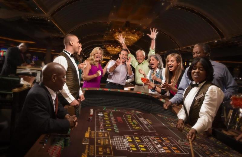 Casino at Gold Strike Casino & Resort.
