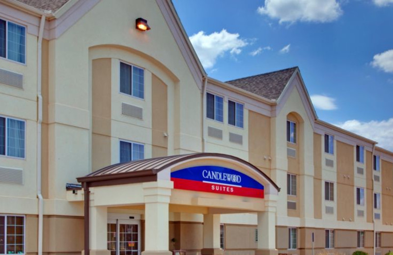 Exterior view of Candlewood Suites SIERRA VISTA.