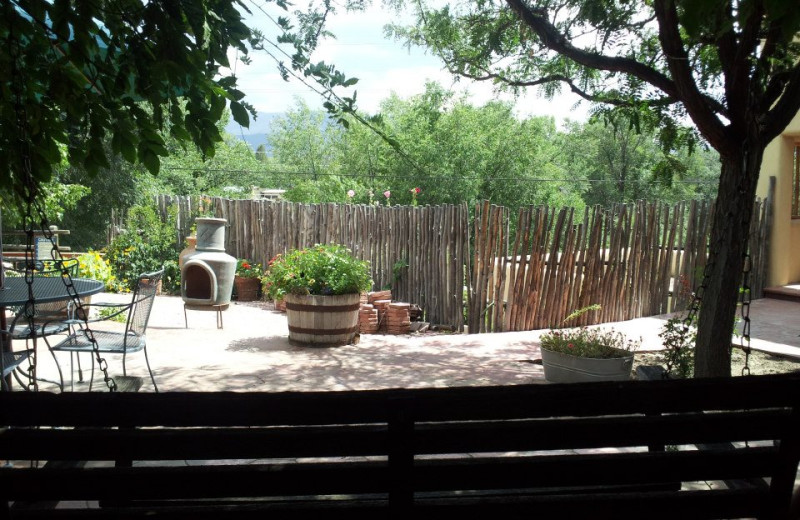 Exterior view at Inn on La Loma Plaza.