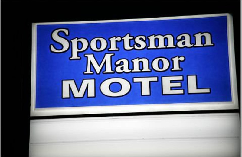 Welcome to the Sportsman Manor Motel