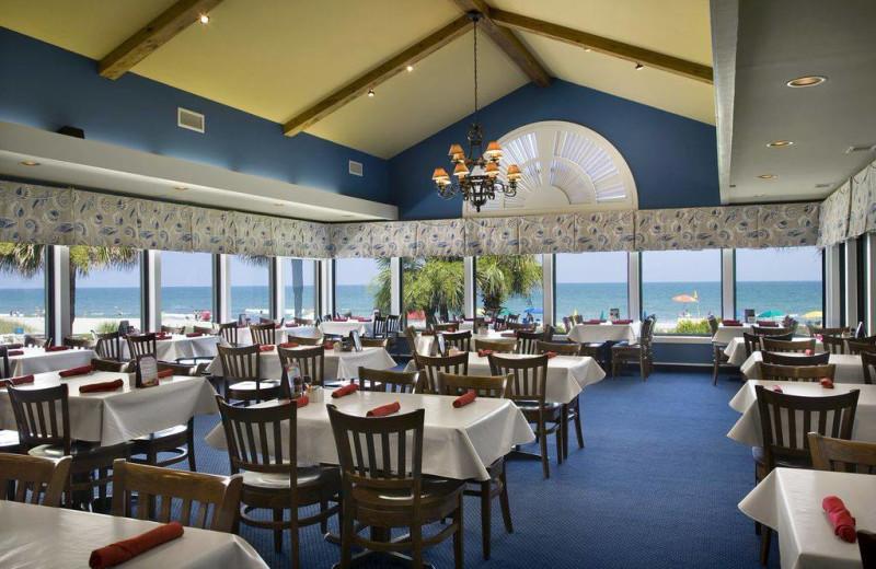 Dining room at Caribbean Resort & Villas.