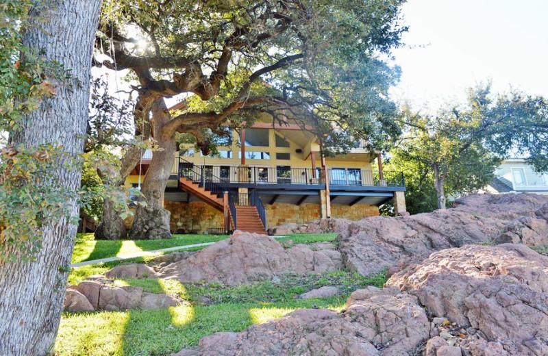Exterior at Elk Lodge Vacation Home.