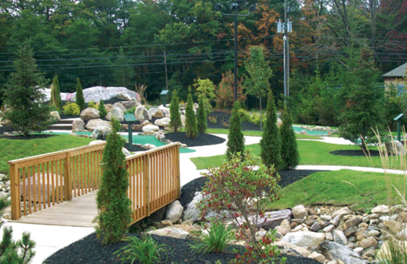 The Grounds at the Mountain Laurel Resort & Spa