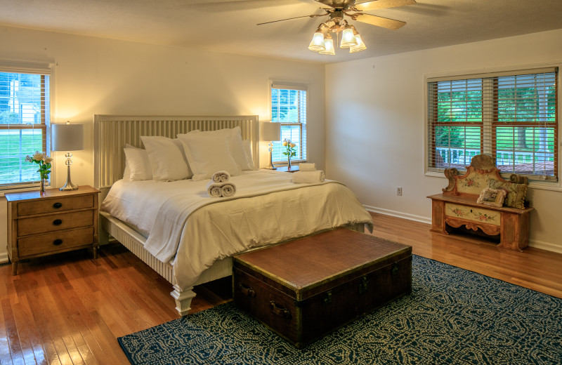 Guest Suite at The Willow House