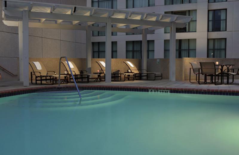 Outdoor Swimming Pool at Holiday Inn San Antonio Riverwalk