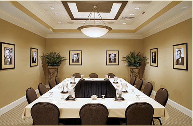 Boardroom at The Resort at Glade Springs