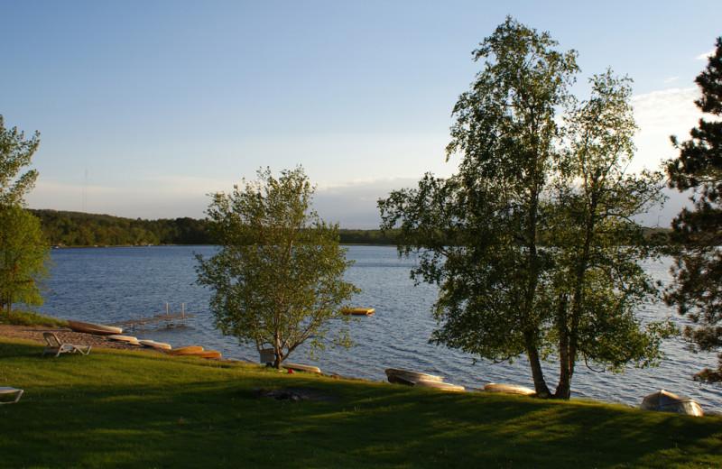 Scenic view at Birch Bay Resort Inn.