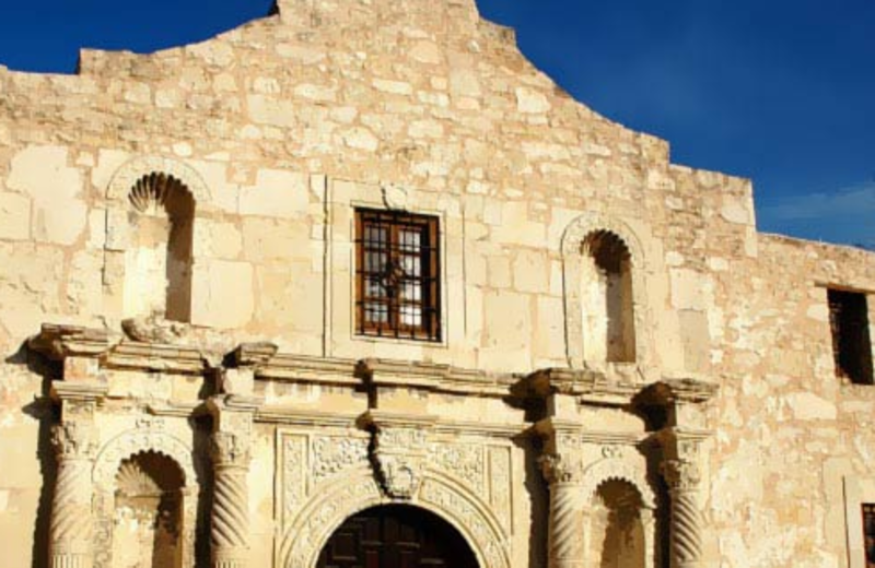 The Alamo is only a half mile from Holiday Inn Express San Antonio.