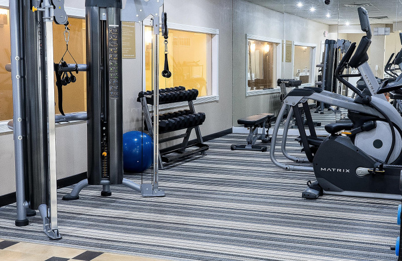 Gym at Candlewood Suites - Stevensville.