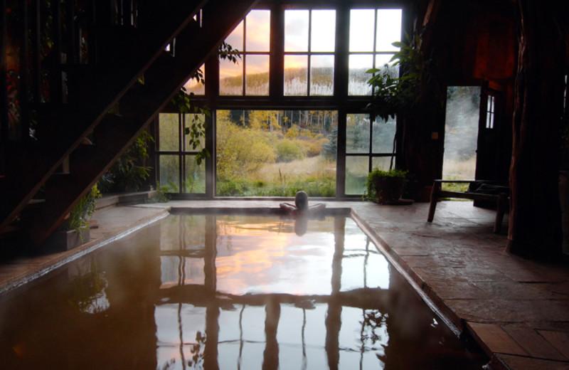 Dunton Hot Springs in Dolores, Colorado