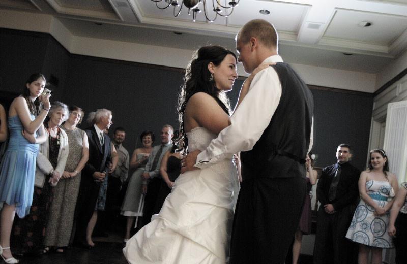 Weddings at The Briars