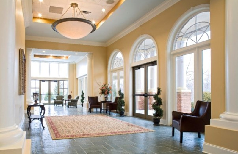 Lobby Area at The Resort at Glade Springs