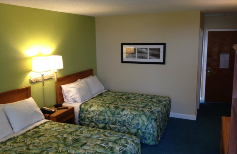 2 bedroom guest room at Outer Banks Inn.