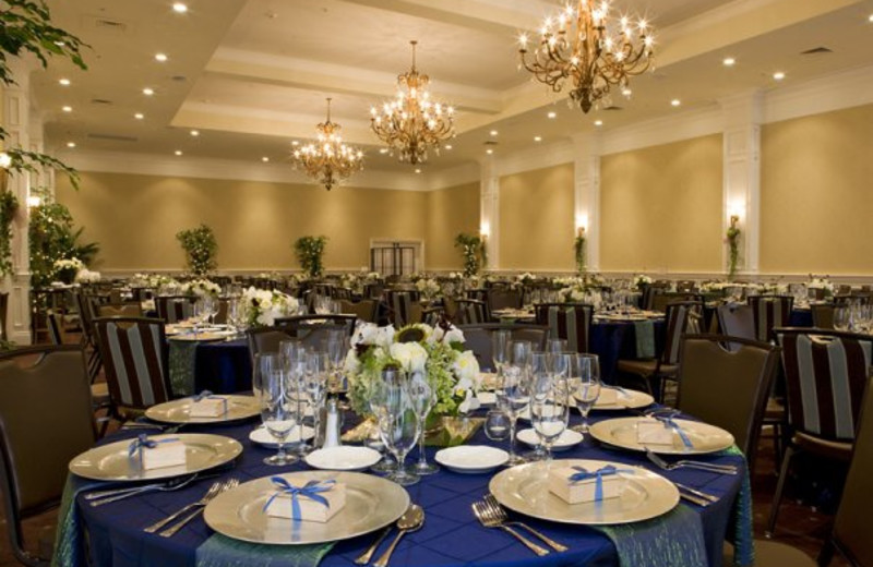 Wedding Reception at Oceano Hotel & Spa