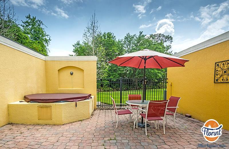 Rental exterior at Florint Vacations.