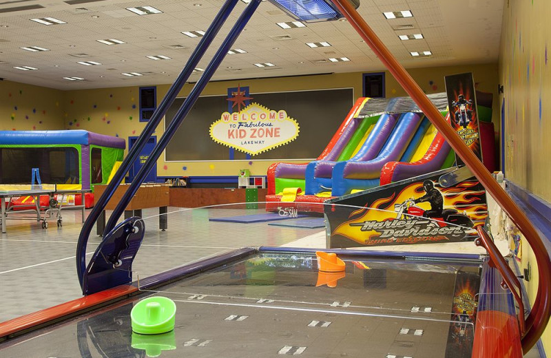 Kid Zone at Lakeway Resort and Spa.