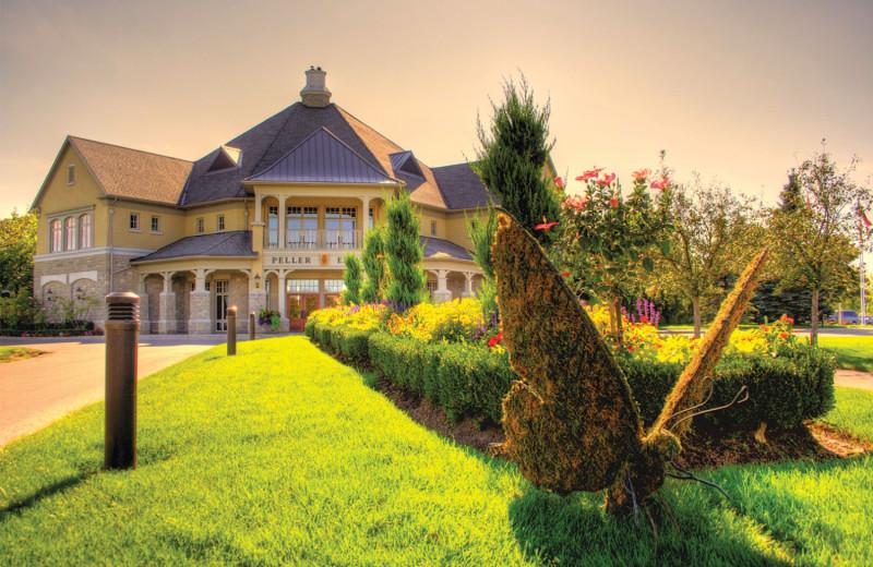 Winery near Vine Ridge Resort.