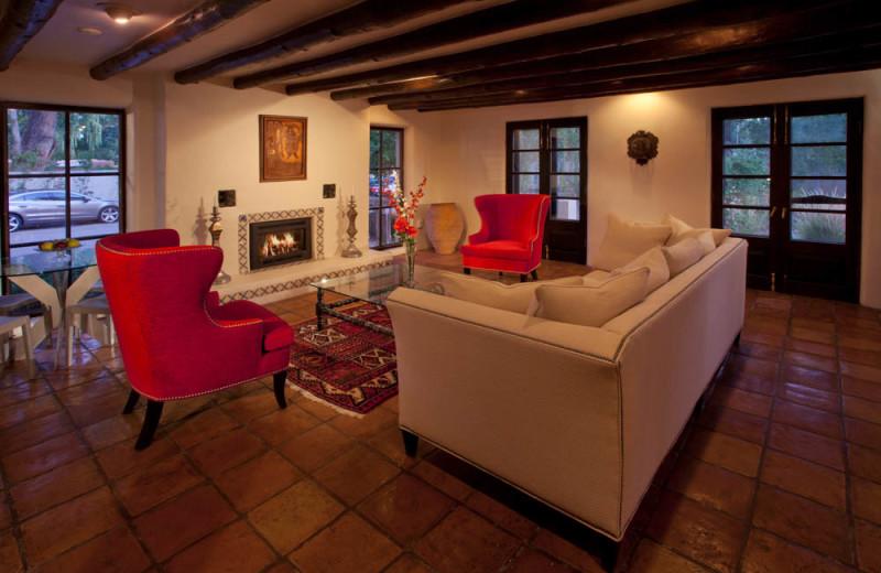 Lobby at Palacio de Marquesa.