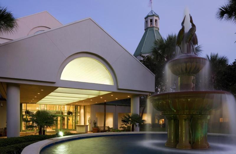 Exterior View at  The Westin Hilton