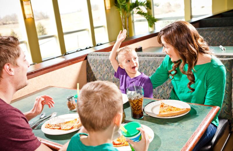 Dining at Heritage Hills Golf Resort & Conference Center.