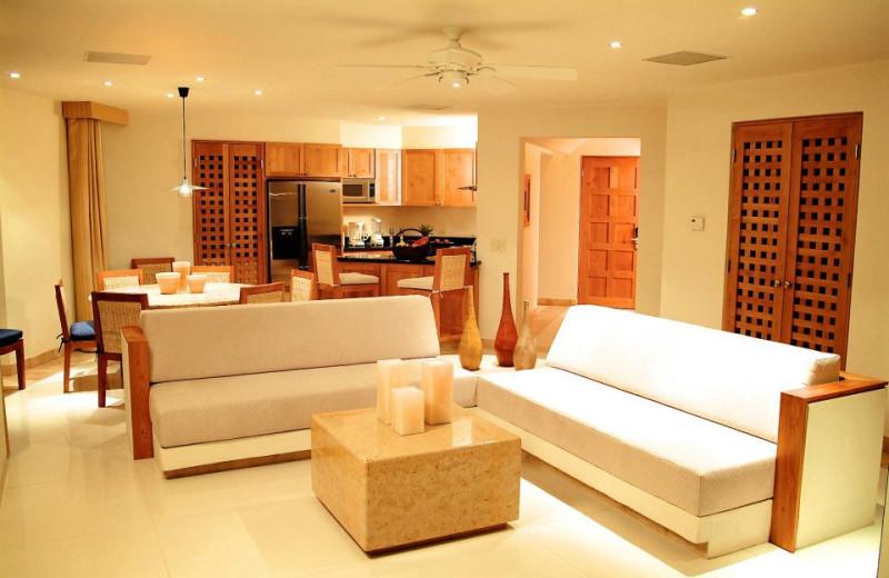 Villa Interior at Grand Regina Los Cabos