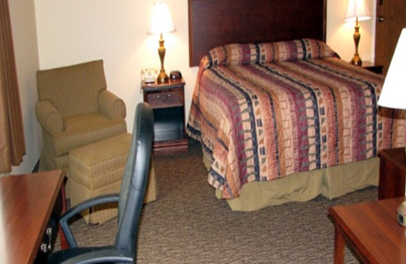 Guest Room at Branson Towers Hotel