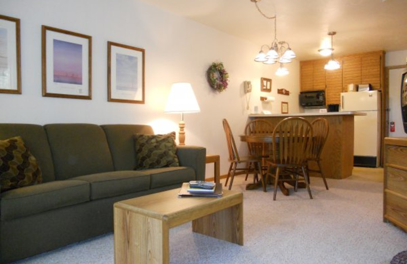 Living Area at Inn At Little Sister Hill