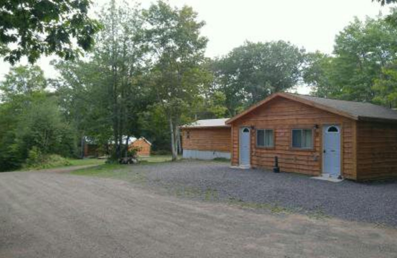 Cabins and Camping Sites at Wilderness Resort