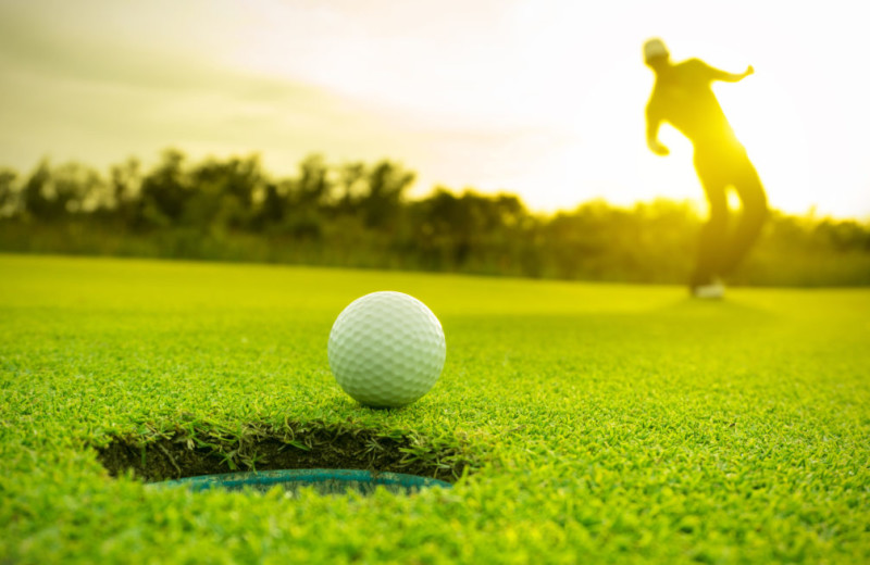 Golf near Villa Sol Y Luna.