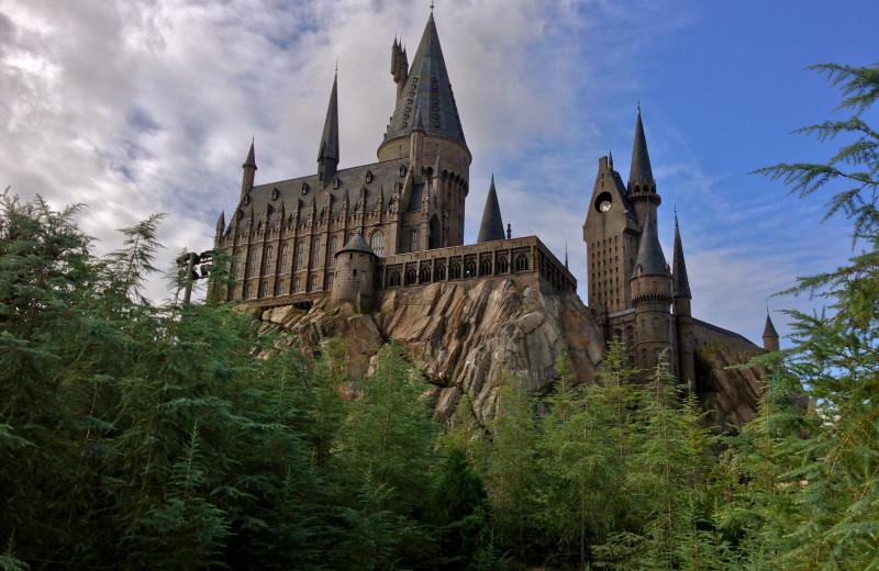 Universal studios Harry Potter near Leabridge Vacations.