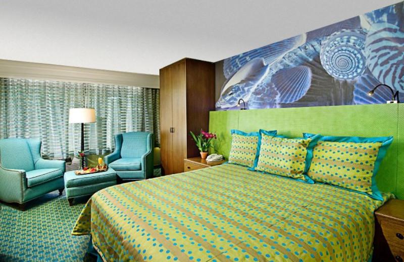 Guest Room at Carmel Mission Inn