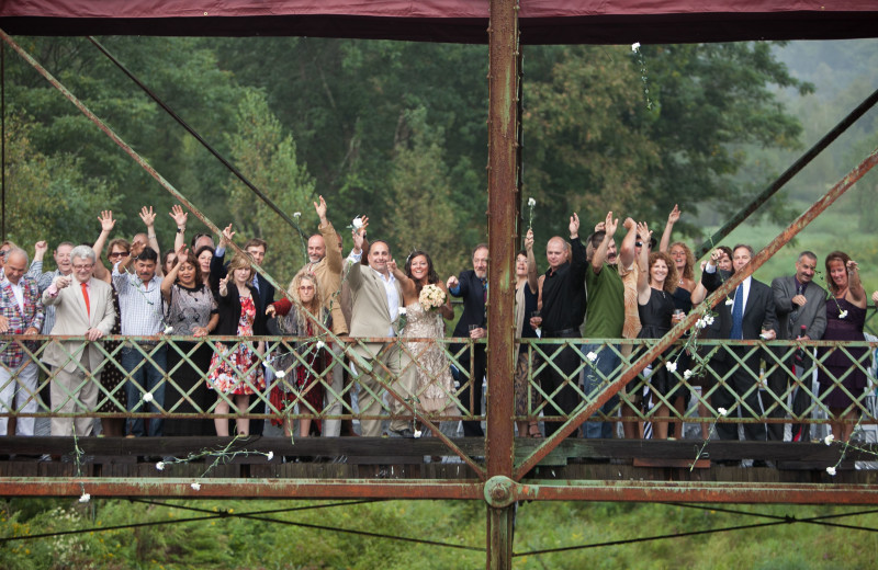 Wedding at The Sullivan.