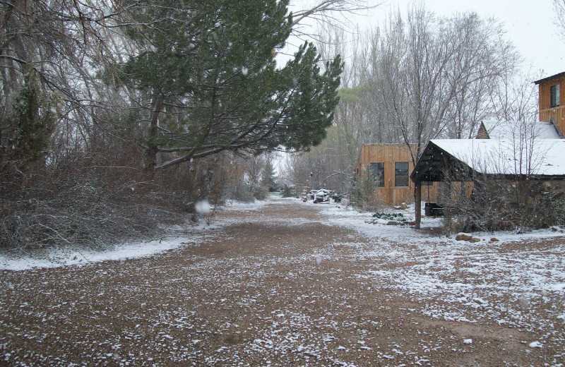 Exterior view of Willow Glen Inn.