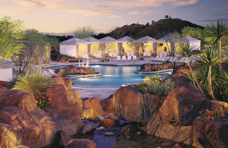 Outdoor Pool at Pointe Hilton Tapatio Cliffs Resort